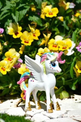 Rainbow Unicorn Alex