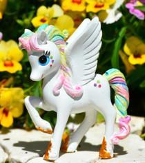 Rainbow Unicorn Belle