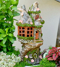 Flower Fairy Castle - Solar