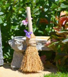 Fairy Garden Broom