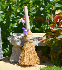 Fairy Garden Broom