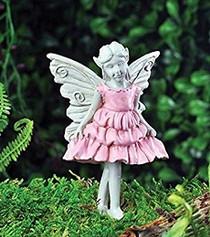 Miniature Fairy Garden Fairy | Fairy Garden Statue