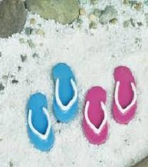 Miniature Flip Flops