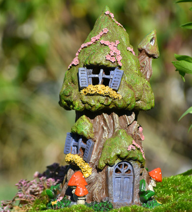 Fairies Tree House