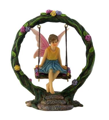 Arbor Swing w/Fairy
