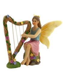 Fairy Harp w/Fairy
