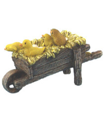 Wagon Of Chickens