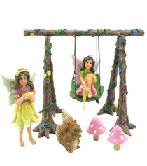 Fairy garden Swing Kit