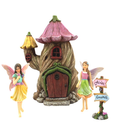 Flower Top House Kit