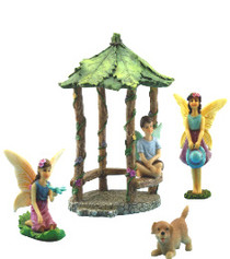 Fairy Garden Gazebo Kit