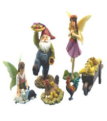 Farm Fairies and Friends Kit