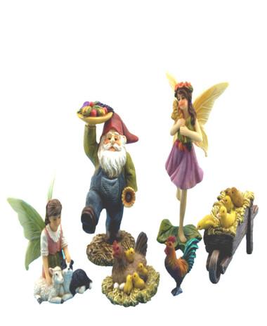 Farm Fairies and Friends Kit