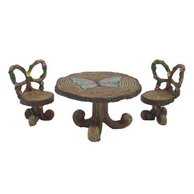 Miniature Fairy Garden Bistro| Miniature Fairy Garden Furniture | Butterfly Bistro