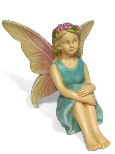 Miniature Fairy Garden Fairy | Miniature Fairy Garden Statue | Fairy Angelina