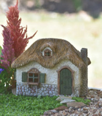 Miniature Fairy Garden House | Miniature Fairy Garden House | Fairy Chalet