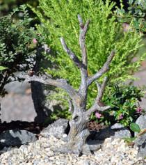 Miniature Fairy Garden Tree | Miniature Fairy Garden Landscaping | Branch Tree w/Birds