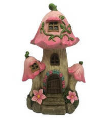 Pink Flower House