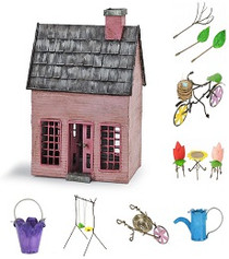 Pink Summer House Deluxe Kit
