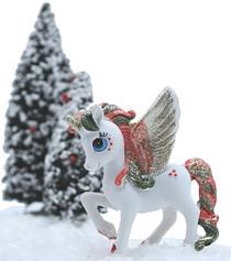 Christmas Pegasus - Candy Apple