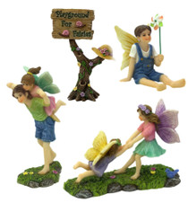 Fairy Playground Set