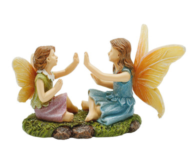 Miniature Fairy Garden Fairy | Miniature Fairy Garden Statue | Pattycake
