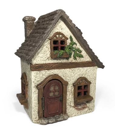 Miniature Fairy Garden House | Miniature Fairy Garden House | Fairy Villa