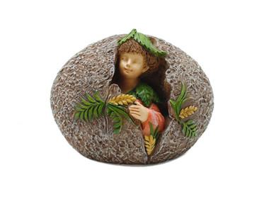 Miniature Fairy Garden Fairy | Miniature Fairy Garden Statue | Little Hiding Place