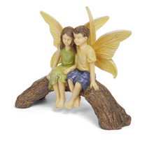 Miniature Fairy Garden Fairy | Miniature Fairy Garden Statue |  Friendship Bridge