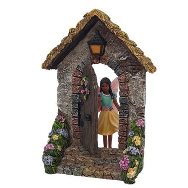 Enchanted Entrance - Opening Door - Fairytale Gardens