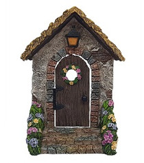 Enchanted Entrance - Opening Door - Fairytale Gardens
