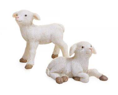 Miniature Fairy Garden Sheep | Miniature Fairy Garden Farm | Little Sheeps