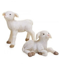 Miniature Fairy Garden Sheep | Miniature Fairy Garden Farm | Little Sheeps