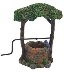 Ivy Wishing Well