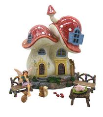 Fairy Flute Solar House Kit