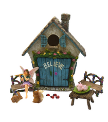 Fairy Flute Believe House Kit