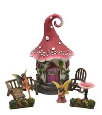 Enchanted Solar Fairy Garden Kit