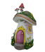 Sweet Mushroom Solar House