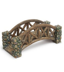 Miniature Fairy Garden Bridge | Miniature Fairy Garden Landscaping | Bristol Bridge