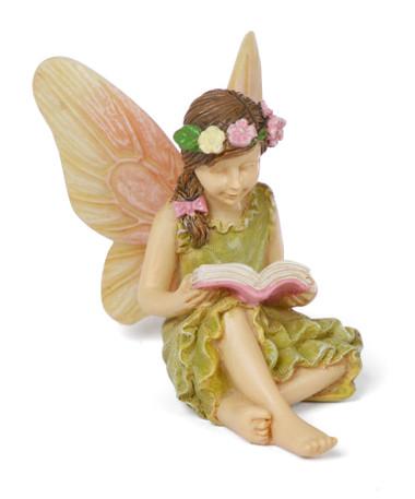 Miniature Fairy Garden Fairy | Miniature Fairy Garden Statue | A Good Read