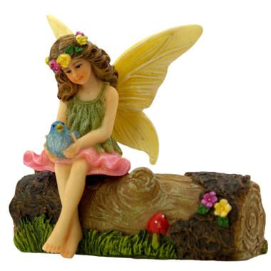 Fairy Vicky & Stump