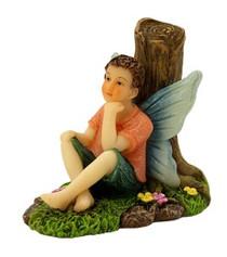Miniature Fairy Garden Fairy | Miniature Fairy Garden Statue | Fairy Jack