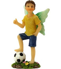 Miniature Fairy Garden Fairy | Miniature Fairy Garden Statue | Fairy Josh