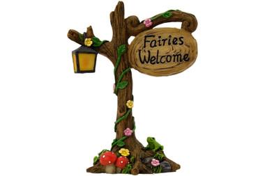 Miniature Fairy Garden | Miniature Fairy Garden Accessories | Fairies Welcome