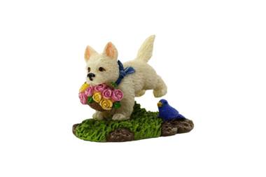 Miniature Fairy Garden Chickens | Miniature Fairy Garden | Puppy Charlie