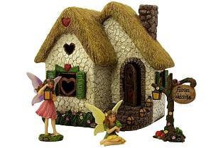 Miniature Fairy Garden House | Miniature Fairy Garden | Enchanted Cottage Kit