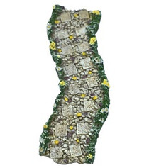 Miniature Fairy Garden Pathway | Miniature Fairy Garden Landscaping | Blossom Pathway