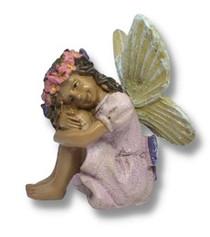 Miniature Fairy Garden Fairy | Miniature Fairy Garden Statue | Fairy Gabbie