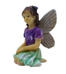 Miniature Fairy Garden Fairy | Miniature Fairy Garden Statue | Fairy Katy