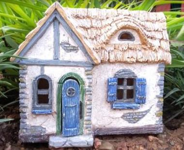 Miniature Fairy Garden House | Miniature Fairy Garden Cottage | Piper Ridge Cottage