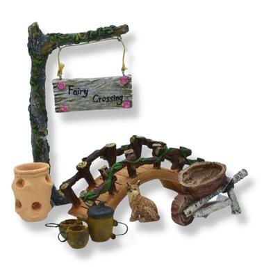 Forest Accessory Kit | Fairy Garden Kit | Fairy Kits Australia